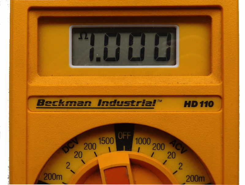 The Taylor Model 128 Multimeter also known as a Post Office Meter Multirange 12C/1 is almost identical to the model 72