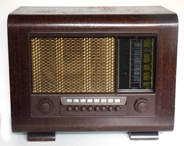 marconi 882 table radio 1939