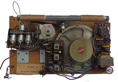 Three Transistor Radio Circuit Diagram