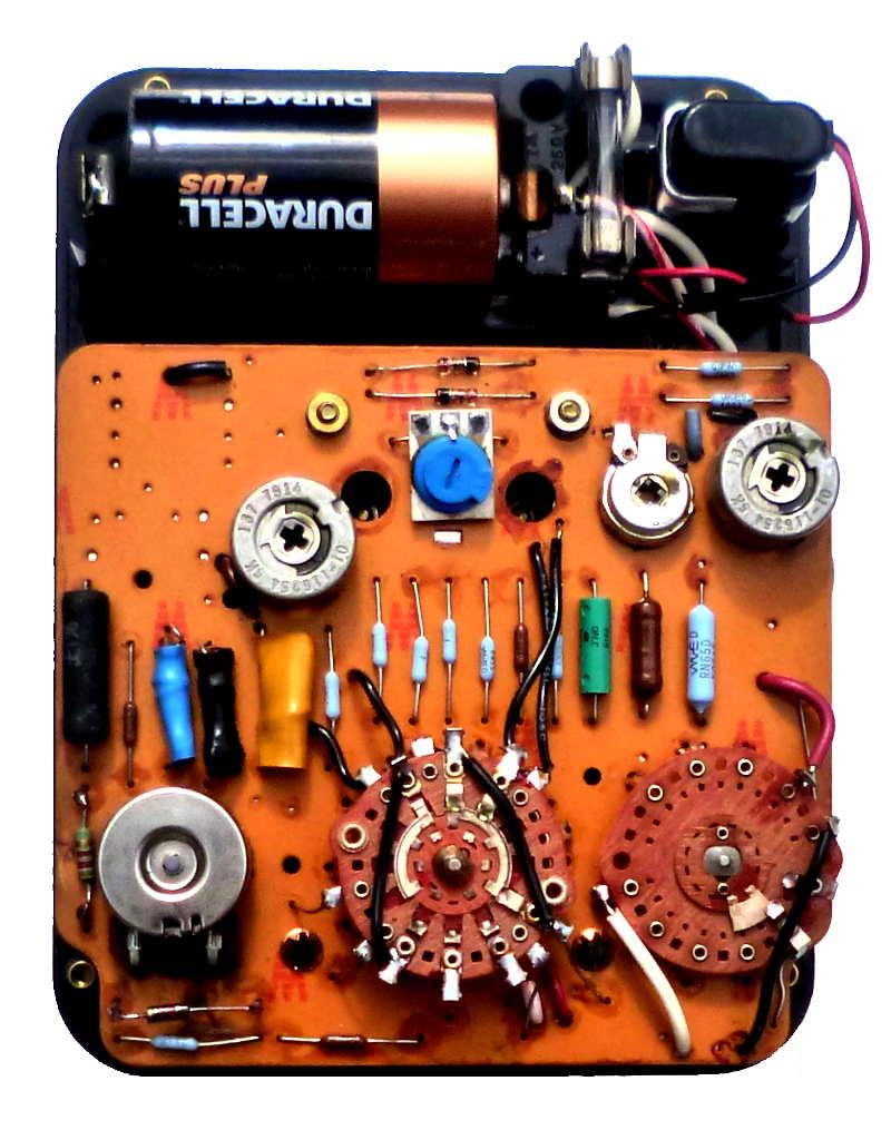 Simpson Model 260 Series 6 Multimeter